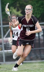 Conestoga junior Emily Pillion has committed to James Madison