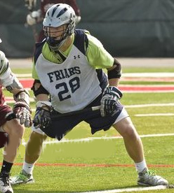 Malvern Prep junior defenseman Jack Sheridan has committed to Notre Dame