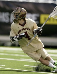 Haverford School junior midfielder Sam Rohr has committd to Penn
