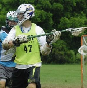 Hun School's Steffen Gratch (Twist Lacrosse)