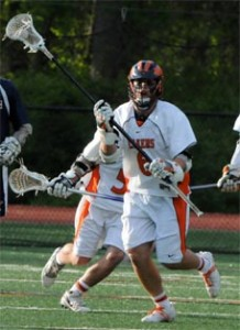 Mountain Lakes junior defenseman Tyler Batesko has committed to Lehigh