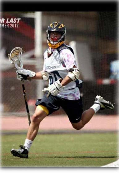 Anthony Labetti (Photo Thanks to Nike Blue Chip)