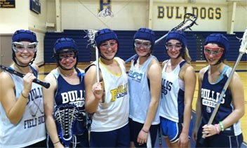 Bullis School (MD) last year mandated that all its player had to wear protective headgear