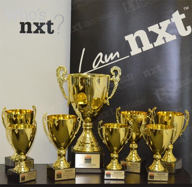 NXT trophies