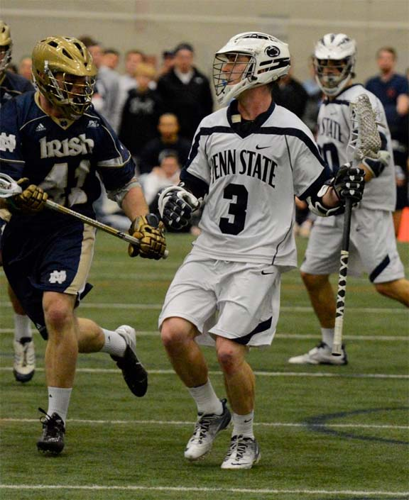 Penn State's Shane Sturgis (Downingtown East)