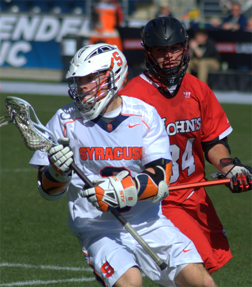 Syracuse sophomore Matt Walters (Haverford School)