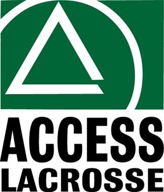 access Lacrosse logo