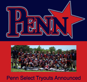 Penn Select Tryouts