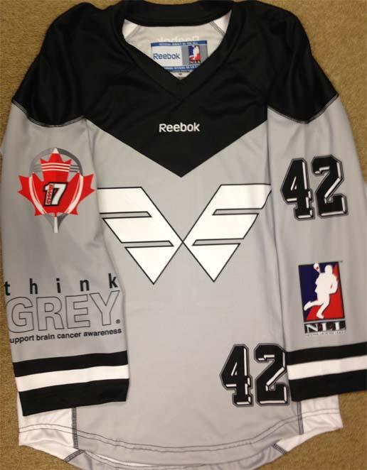 Wings jersey