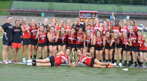 Harriton is the District 1 girls' champion (Photo courtesy of Bill Henderson)