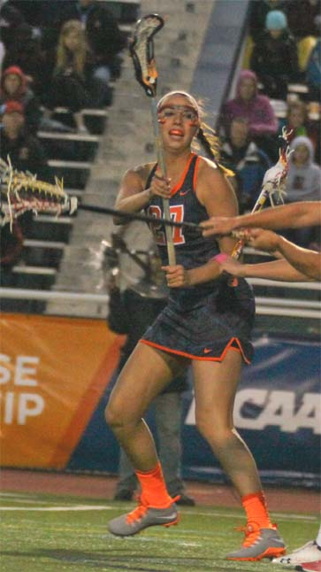 Syracuse's Kelly Cross (Upper Dublin)