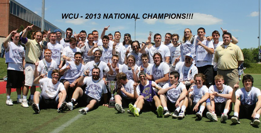 West Chester won the NCLL Division II championship on Sunday