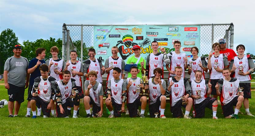 Pictured- 1st row- Alex Toplavich, Brenden Meeks, Alec Bracken, Alec Palmiotti, Ryan Schmidt, Asher Mithoefer, Ryan Murray, Justin Abbonizio, Brandt Talomie         2nd row- Coach Mike Kleban, Tripp Gundlach, Shane Early, Chris Warner, Tanner Long, Zach Kleban, Darren Mazer, Sean Terry, Rhys Vaughn, Nick Werner, Ethan Glynn, Head Coach Jim Mithoefer, Trevor Lamelza