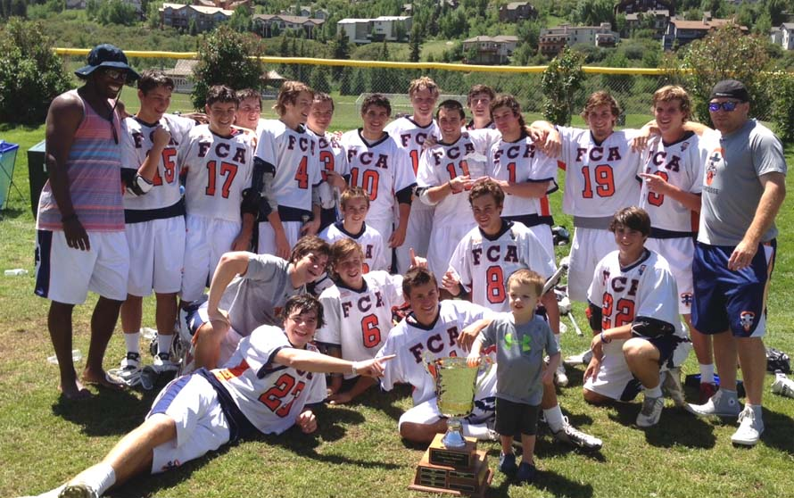 FCA claimed the Warrior Vail Colorado championship