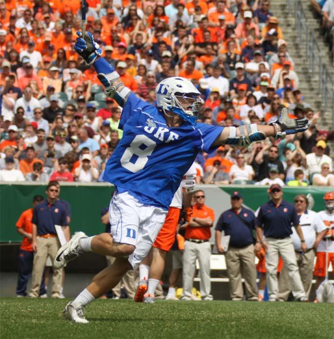 Duke's Josh Dionne