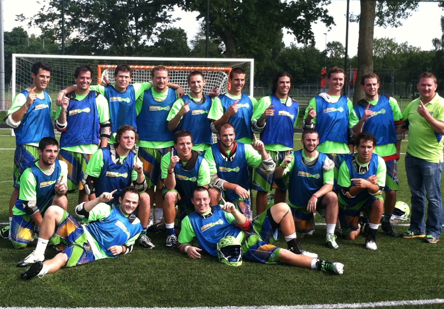 Team HEADstrong won an international title in Amsterdam