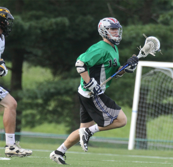 Matt Heim had the game-winning goal (Photo by Rene Schleicher)