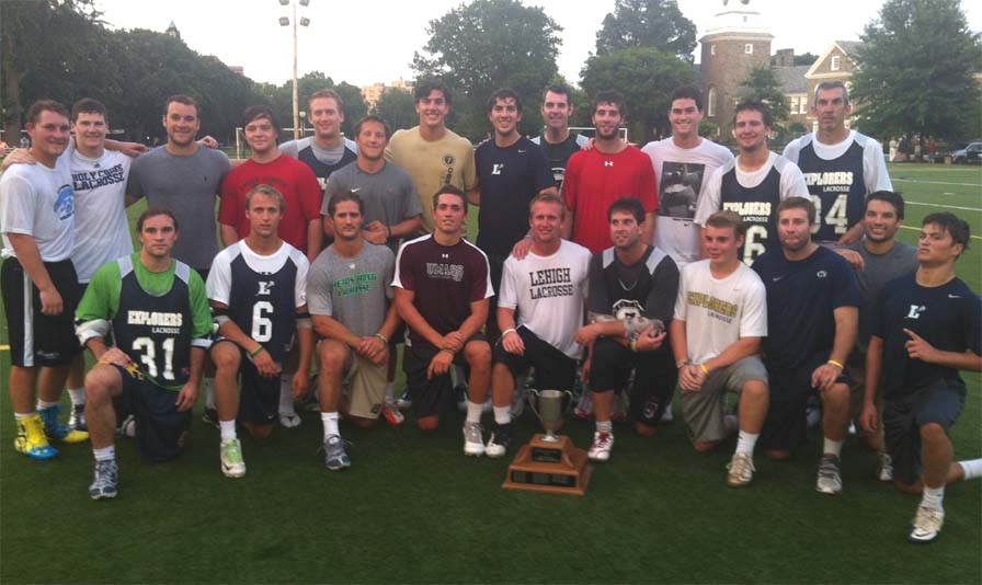 La Salle won the Norm Trainish Thursday night championship of the SLLSEPA