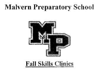Malvern Prep Clinics