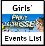 Girls Events List