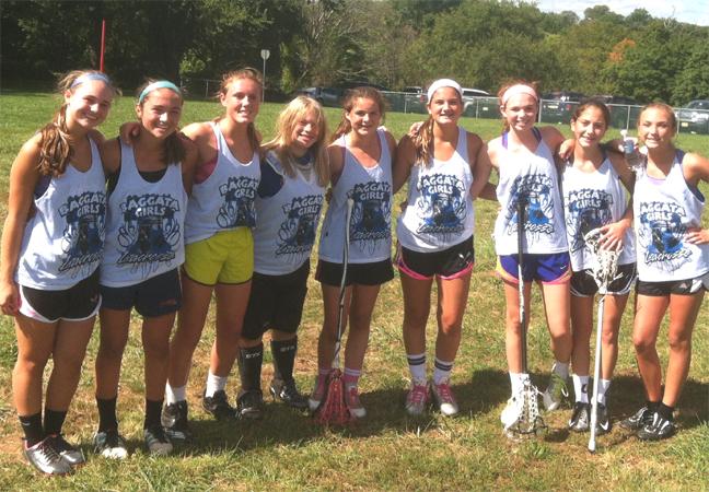 Mesa Blue team