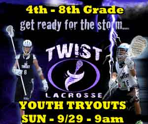 Twist Youth Lacrosse