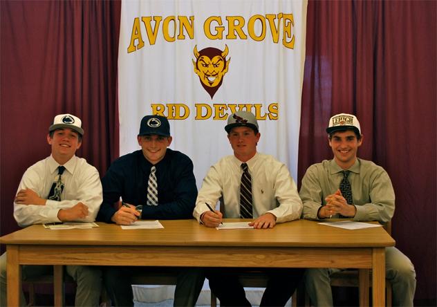 Avon Grove signing