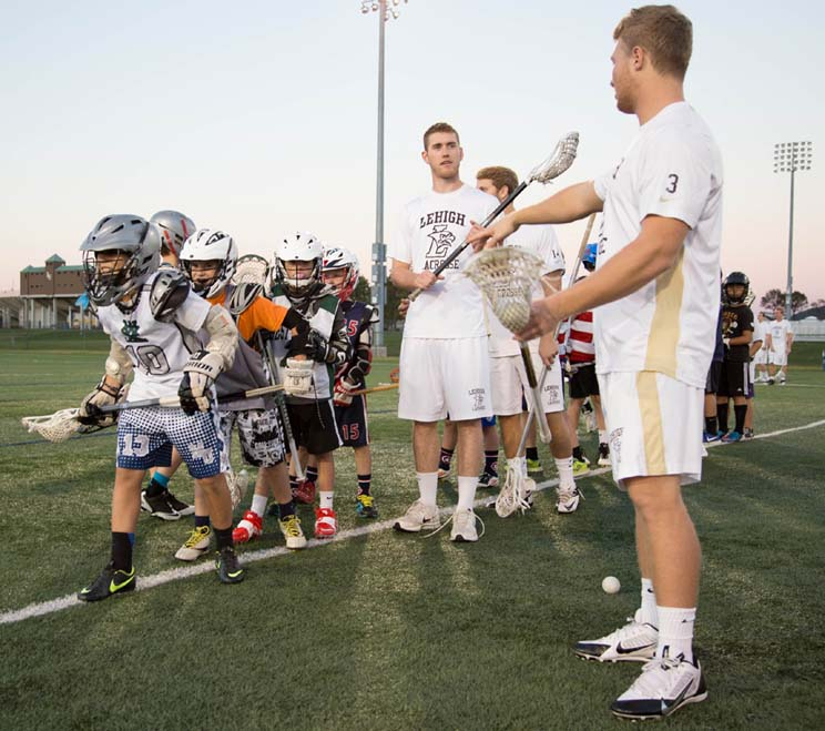 Lehigh Lacrosse Community Night