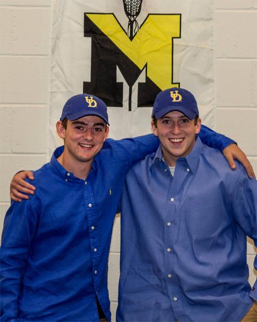 Moorestoiwn's Handlan brothers
