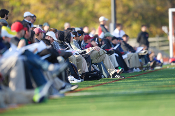 Record number of College coaches attend Philly Showcase