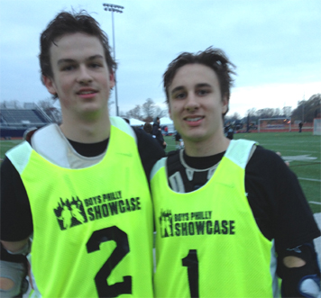 Loomis Chaffee (CT) ATT Thomas Elcock (left), Episcopal School of Dallas ATT Jack Beare