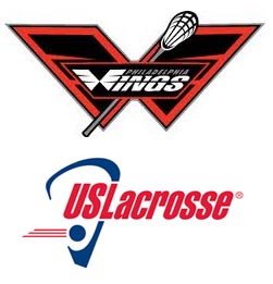 Wins US lacrosse