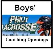 Coaching-openings boys