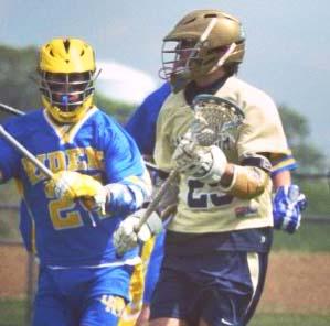 Luke Bianchino (right)