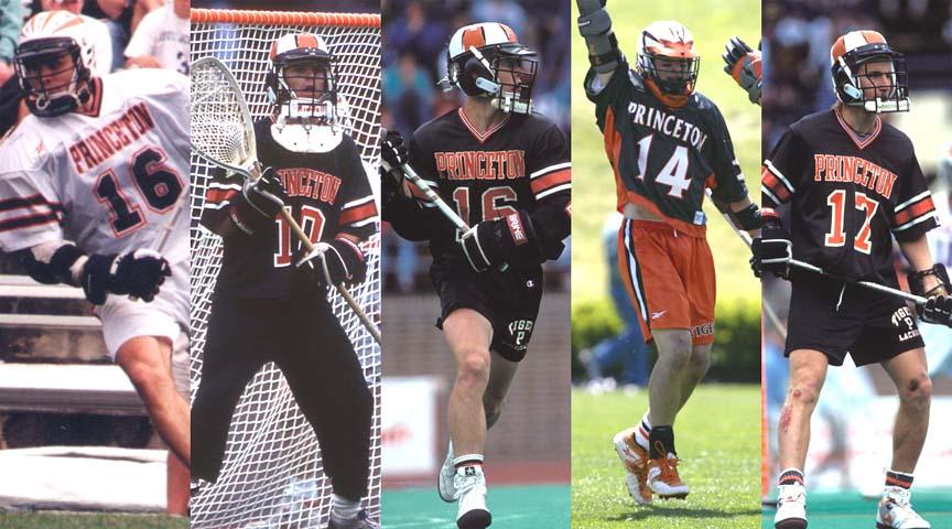 Princeton men's Top 25
