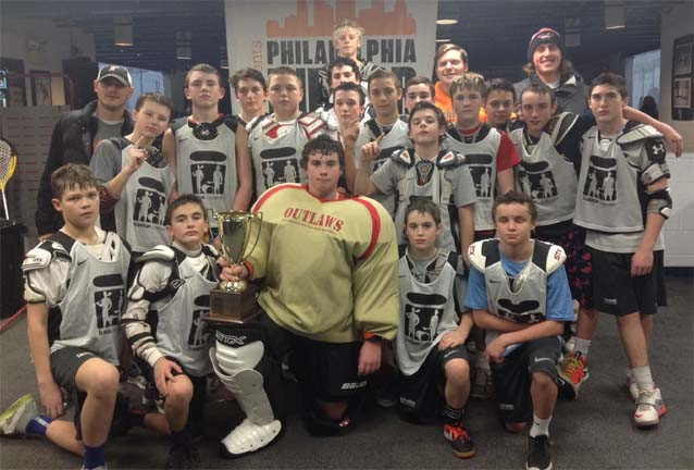 Trashcan won the 7th/8th grade title at the PILC
