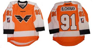 WINGS Orange jersey
