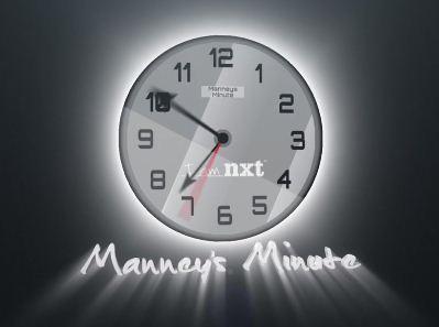 Manney Minute