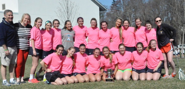 Merion Mercy won Satyurday for two causes that raise money for organizations that fight cancer