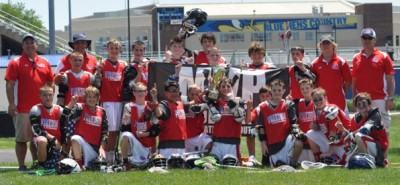 2014 MVP Blue Hens Tournament Champions 2020 Freedom Red