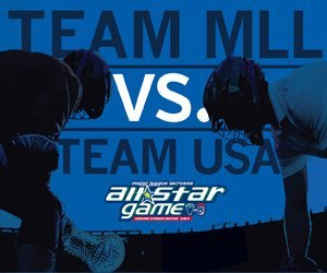 Team MLL vs. Team USA