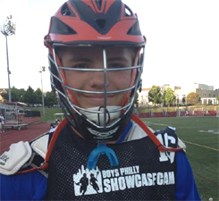 Hempfield (PA) 2017 midfielder Colby Smith