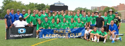 Dukes LC wins Champ Camp title for 8th time in 9 years