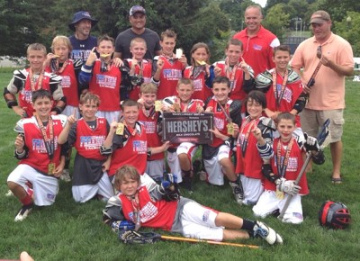 Freedom wins 2022 title at Hershey