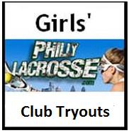 Girls club trryouts