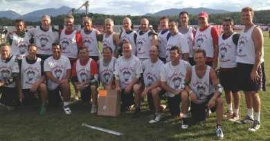 Smokey Joe's Quakers win Super Grand Masters title at Lake Placid