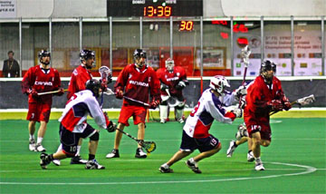 Photo Courtesy of Canadian Lacrosse Association