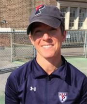 Penn assistant coach Kerri Whitaker