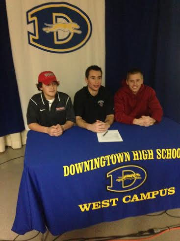 Left to Right: Devon Hess, Carson White, Ben Wooten