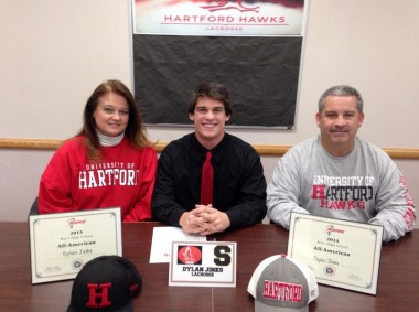 Dylan Jinks signs with Hartford